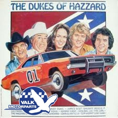 Dukes of Hazzard - Dixie